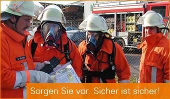 Wir beraten Sie kompetent und schnell zum Thema Brandschutzdokumentation!
